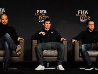 Guardiola, Xavi si Messi pot fi din nou impreuna la Barcelona! Omul care vrea sa revolutioneze Barcelona face marele anunt