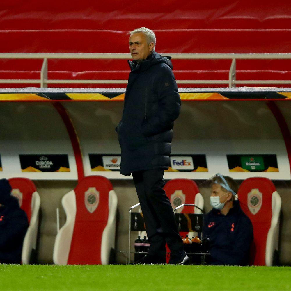 Mourinho, distrus dupa infrangerea lui Tottenham: