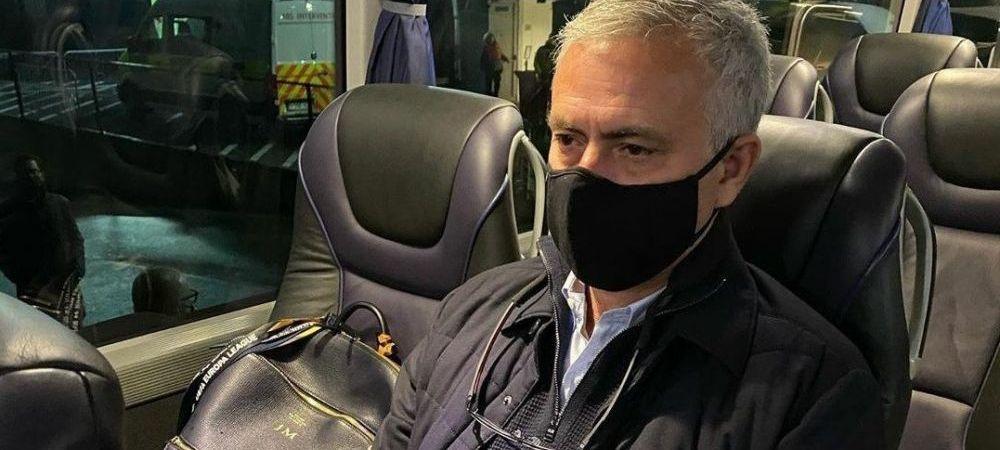 """Mourinho, distrus dupa infrangerea lui Tottenham: """"Sper ca toti sunt la fel!"""" A intrat imediat pe Instagram: ce i-a anuntat pe jucatori"""