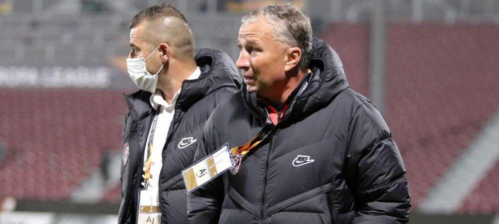 "Petrescu, DARAMAT dupa 1-1 cu Young Boys: ""Am avut penalty! Asta e marea problema a vietii mele, vreau VAR!"" Cere de urgenta transferuri: ""Sa vina si Maradona, si Pele!"" Discurs incredibil dupa meci"