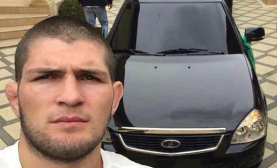 Se plimba cu o LADA de cateva mii de LEI, iar acum are masini de sute de mii de EURO! Cum arata garajul lui Khabib Nurmagomedov, legenda retrasa recent din UFC