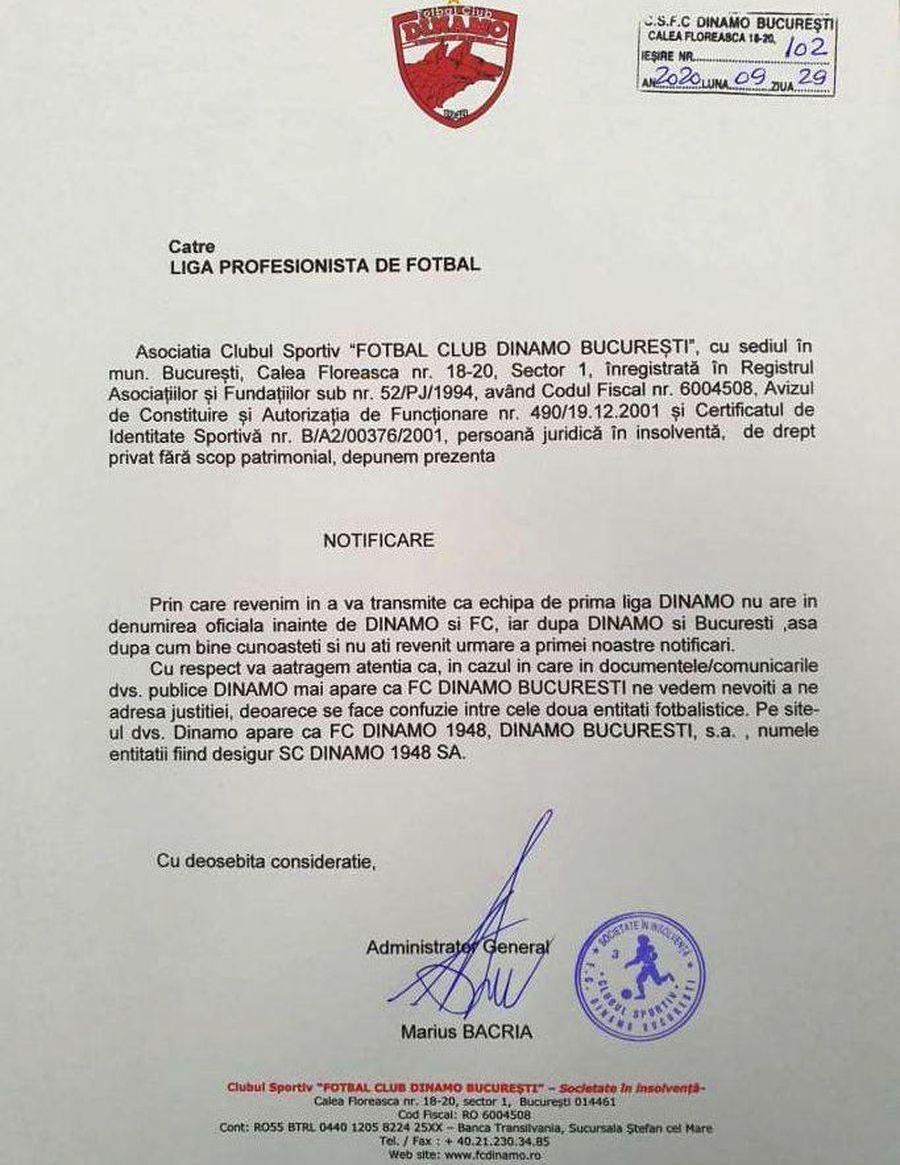 Derby FCSB - FCDB?! :) Noi probleme in Stefan cel Mare! Nicolae Badea cere schimbarea numelui pentru echipa din Liga 1: a trimis cerere oficiala la LPF