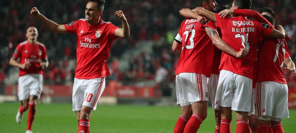 """Adversarii lui Ianis Hagi sunt pe val in Europa League! Totusi, antrenorul Benficai face o declaratie SOC: """"Nu vreau sa fim ca Barca, ei n-au aratat nimic!"""""""