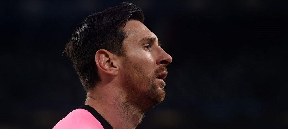 Criza fara precedent la Barcelona! Suma URIASA de care depinde FALIMENTUL clubului! Ce se intampla daca Messi nu-si prelungeste contractul