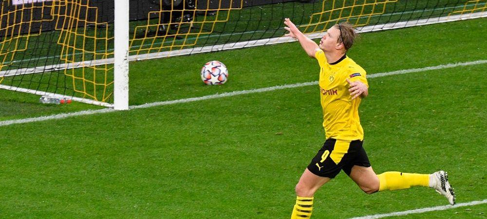 Haaland NU ARE LIMITE! Record incredibil doborat de starul lui Dortmund la doar 20 de ani! E peste Ronaldinho, Raul sau Icardi