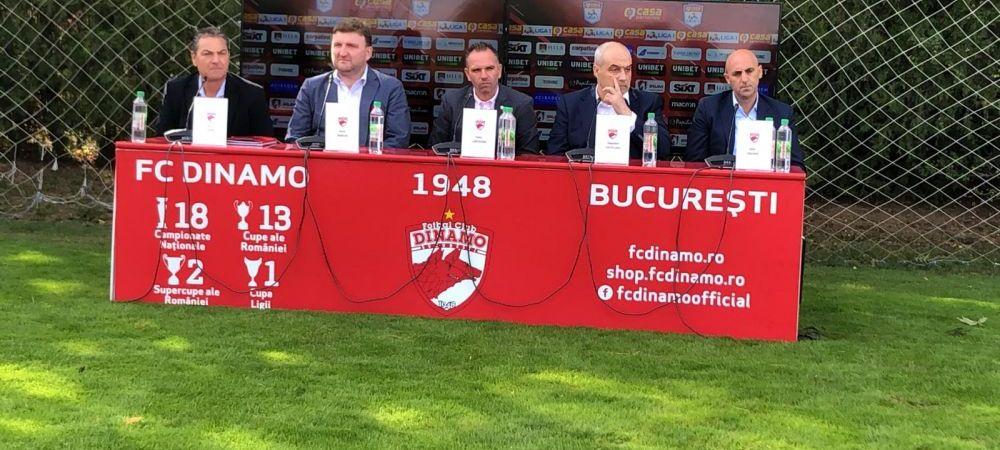 Prima masura luata de noua conducere a lui Dinamo pentru centrul de copii si juniori! Spaniolii vor sa il aduca inapoi pe omul care a castigat 9 trofee cu alb-rosii