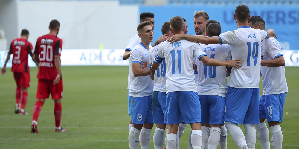 FC Hermannstadt - Universitatea Craiova, LIVE TEXT de la ora 21:45 | Duelul orgoliilor ranite! Craiova poate fi egalata in fruntea clasamentului! Echipele probabile