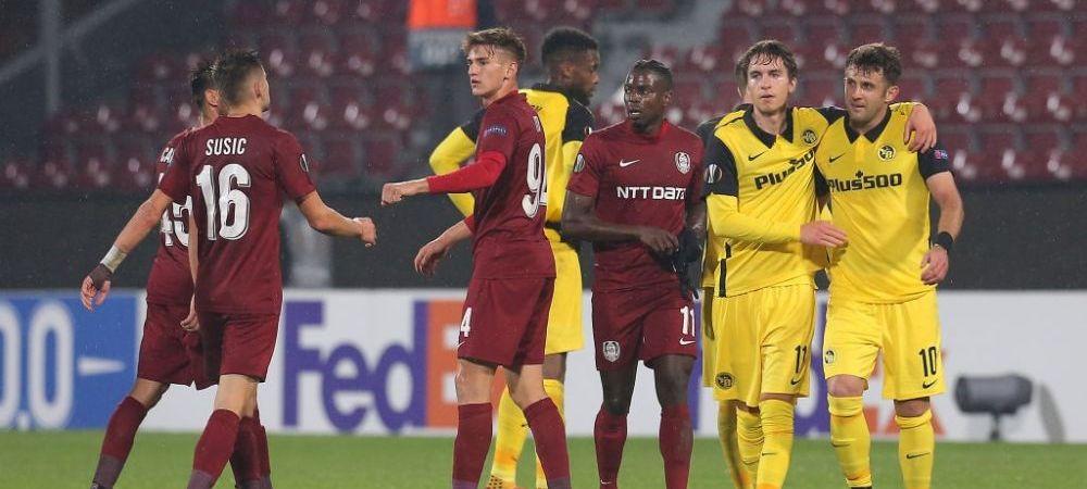 Probleme pentru Dan Petrescu! Doua cazuri noi de Covid-19 la CFR Cluj! Cine este fotbalistul depistat pozitiv