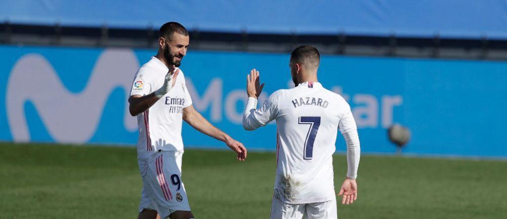 VIDEO   FABULOS! Eden Hazard a reusit un gol SENZATIONAL in meciul cu Huesca! Sutul care l-a lasat fara replica pe portarul advers