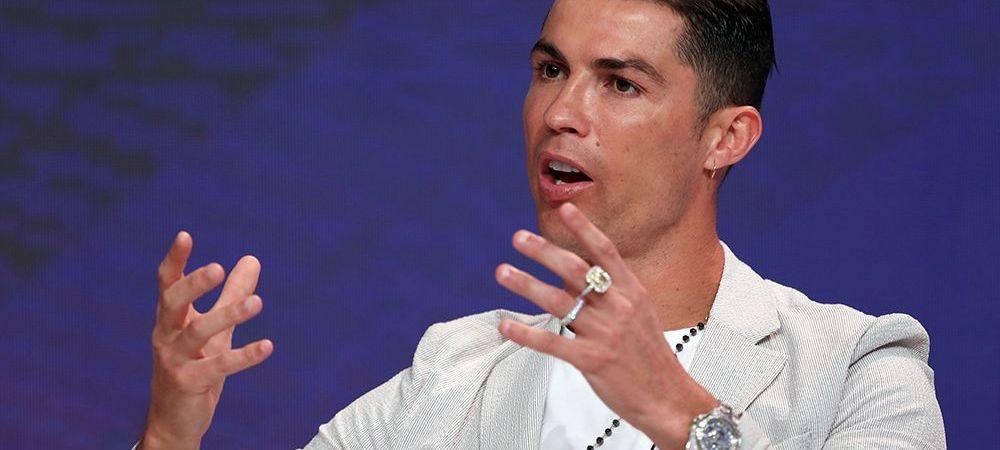 FOTO | Ceasul care i-a pus capac lui Ronaldo! De abia a fost lansat si are un pret de peste 675.000 de euro! Portughezul il vrea neaparat