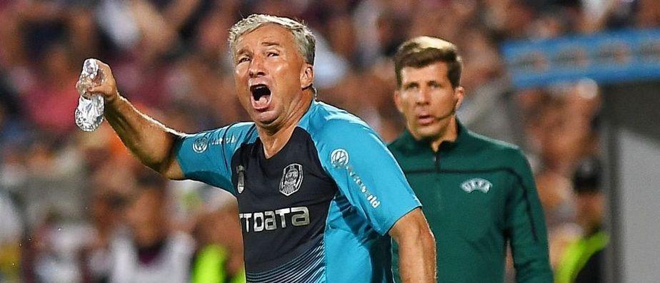 """""""E greu fara Mister!"""" Dan Petrescu nu va fi pe banca la meciul cu Gaz Metan! CFR va avea primul test inainte de partida de pe'Olimpico'"""