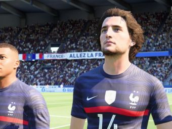 Franta are cea mai buna echipa nationala si in jocurile video! Lista celor mai buni fotbalisti francezi din FIFA 21!