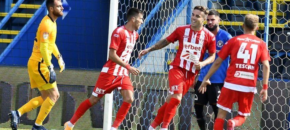 "UTA Arad e pe loc de playoff dupa victoria cu Botosani! Un fotbalist de-al echipei are un mesaj transant: ""UTA e o echipa mare, nu cum cred unii!"""
