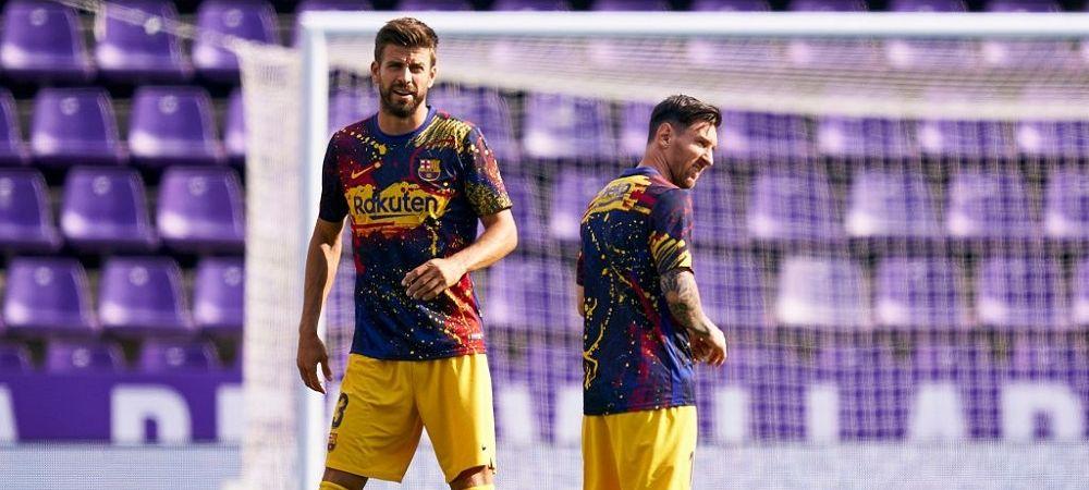 """Un fost campion din Liga 1 a dat DE PAMANT cu superstarurile Barcelonei! """"V-am adorat ani la rand, dar se pare ca v-ati plictisit!"""""""