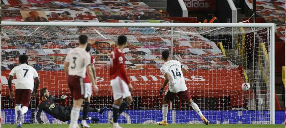 Manchester United 0-1 Arsenal | Aubameyang, decisiv pentru 'tunari'! Ronaldo, dubla de senzatie in Spezia 1-4 Juventus