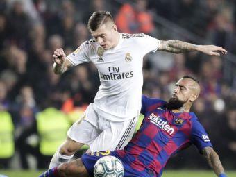 "Vidal le-a declarat razboi TOTAL celor de la Real Madrid: ""O sa joc de parca as fi la Barcelona!"" Chilianul e aproape de o performanta unica!"