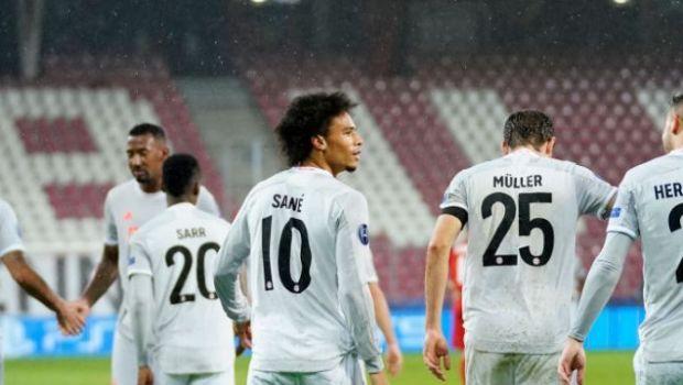 Cu nemtii nu e de joaca! Salzburg a condus-o pe Bayern cu 1-0, dar bavarezii s-au dezlantuit din minutul 80! Scorul HALUCINANT cu care s-a incheiat partida