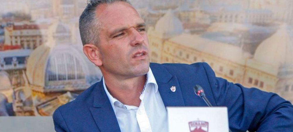 Situatie incredibila la Dinamo! Cortacero a transferat 400.000 euro, dar sunt blocati de o institutie care lupta impotriva spalarii banilor