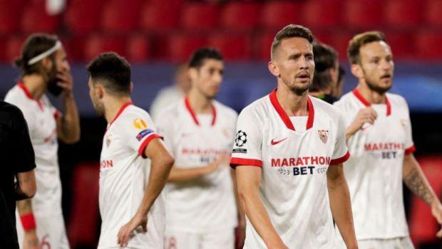 Record senzational stabilit de Sevilla dupa victoria cu Krasnodar! Performanta fabuloasa realizata de echipa lui Lopetegui
