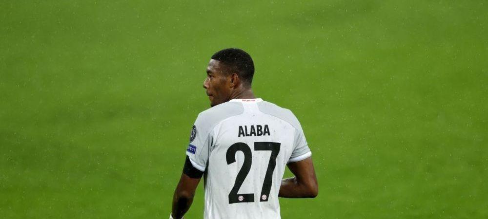 Ultima ora! David Alaba s-a decis! Unde doreste sa evolueze austriacul