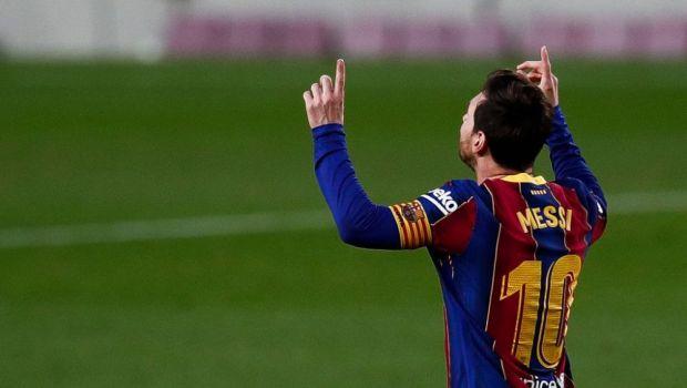 GOOOOOL MESSI! Fanii Barcelonei au asteptat 10 MECIURI ca sa poata striga din nou asta! Primul GOL din actiune pentru argentinian in acest sezon. Cum a inscris