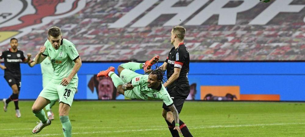 Tocmai s-a marcat GOLUL ANULUI! Reusita MONSTRUOASA in Bundesliga! Cum a putut sa inscrie jucatorul lui Monchengladbach