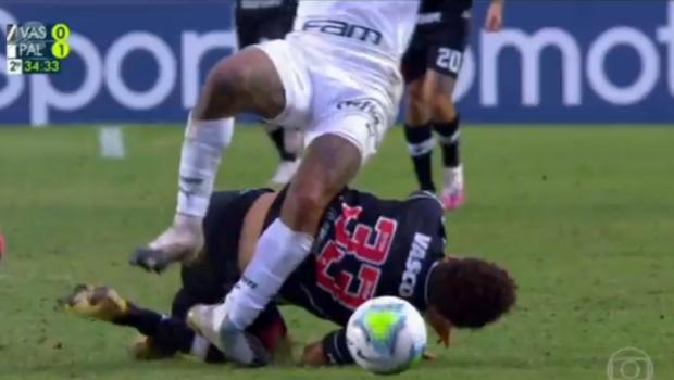 Accidentare HORROR pentru Felipe Melo! Adversarul i-a RUPT piciorul in ultimul meci! Atentie, imagini cu puternic impact emotional