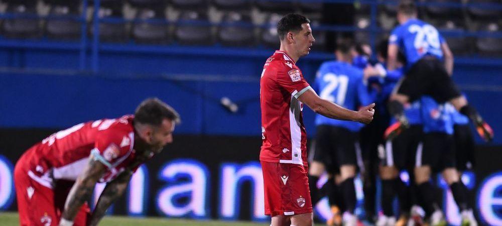 Meci TARE pentru Dinamo cu Viitorul, in saisprezecimile Cupei Romaniei! FCSB, duel cu Gloria Buzau! Meci de Liga 1 si pentru CFR
