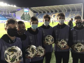 Experienta de vis in plina pandemie! Ei sunt singurii copii care pot sa vada meciurile Romaniei pe stadion!