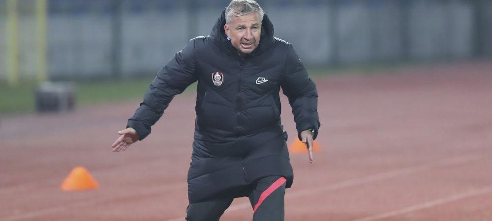 """Raspunsul CLAR al presedintelui lui CFR Cluj in legatura cu plecarea lui Petrescu de la echipa: """"Lucrurile sunt foarte clare! Asta ne dorim noi!"""""""