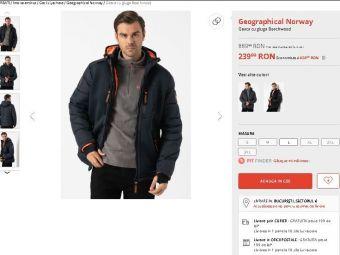Pe Fashion Days te pregatesti de iarna! Gasesti geci si bocanci la preturi FABULOASE! Reduceri de peste 70% la multe dintre articole