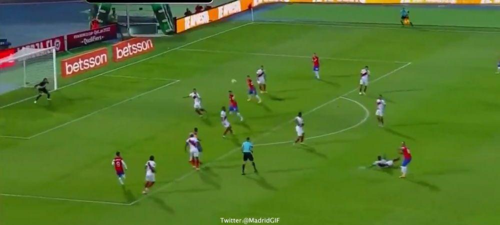 Ce RACHETA a trimis Vidal! Gol care chiar trebuie sa mearga la MONDIALE! Nici lui nu i-a venit sa creada cum a marcat!