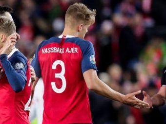 """Odegaard, infuriat de anuntul ca NU poate pleca spre Romania: """"E de neinteles!"""" Ce se intampla acum cu jucatorii Norvegiei"""