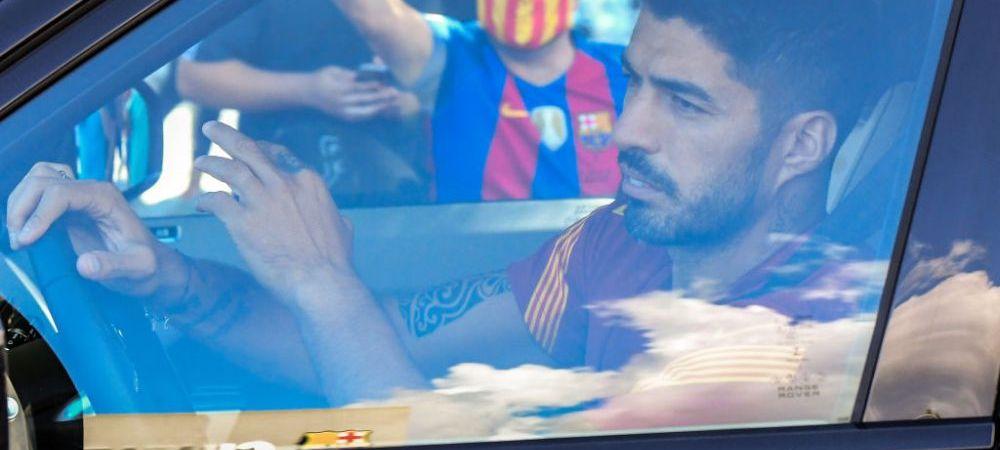 """Luis Suarez nu s-a ferit sa spuna adevarul si a vorbit despre plecarea de la Barcelona: """"Am fost trist si ranit de felul in care am plecat"""" Ce spune despre relatia cu Messi"""