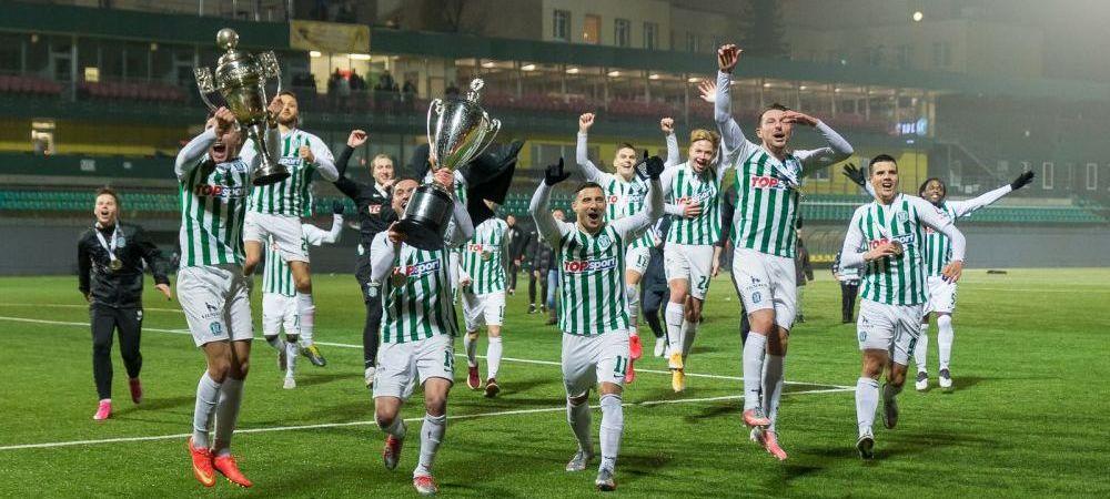 "EXCLUSIV   Antal, DISTRUGATOR in Lituania: ""Am cele mai multe goluri din istoria lui Zalgiris!"" Revenire FANTASTICA dupa ce echipa era la 8 puncte in spatele Suduvei"
