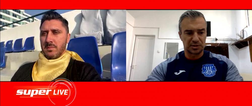 SuperLive cu Mihai Mironica, alaturi de invitatii sai: Marica si Pancu, pe Facebook Sport.ro   Analiza in detaliu a meciului decisiv cu Danemarca U21