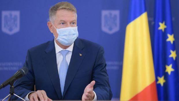 Cum se va face vaccinarea romanilor pentru Covid-19! Declaratiile de ultima ora ale presedintelui Klaus Iohannis