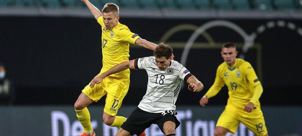 Inca un meci din Nations League, anulat din cauza Covid-19! Toata delegatia Ucrainei a fost plasata in carantina!