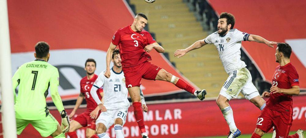 FINAL Serbia 5-0 Rusia  Gazdele ii spulbera pe rusi si o ajuta pe Romania sa treaca in a doua urna valorica! VEZI AICI toate rezultatele din Nations League