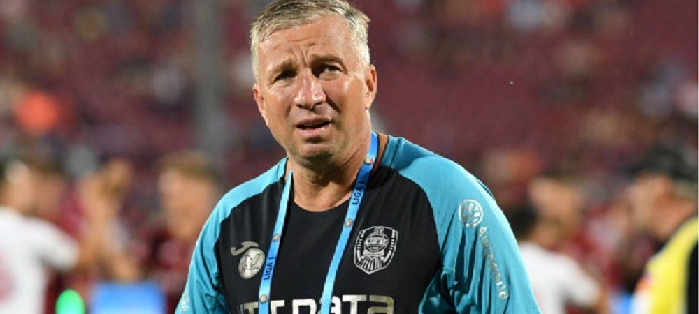 """""""A fost o perioada extrem de grea! Nu l-am mai vazut asa niciodata!"""" Ce decizie ar fi luat Dan Petrescu referitor la plecarea de la CFR Cluj"""