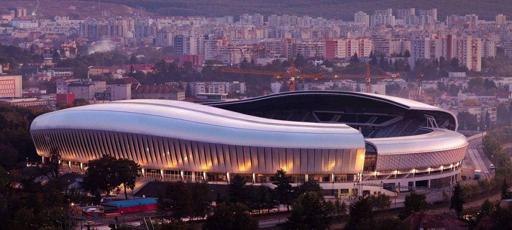 Romania ar putea gazdui meciuri de la turneul final al Euro U21 anul viitor! Care sunt stadioanele propuse
