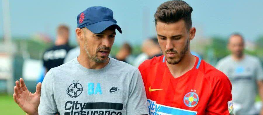 """""""A fost o lectie pentru mine!"""" Reactia lui Bogdan Andone in presa din Cipru cand a fost intrebat de Gigi Becali! Ce a spus despre patronul FCSB"""