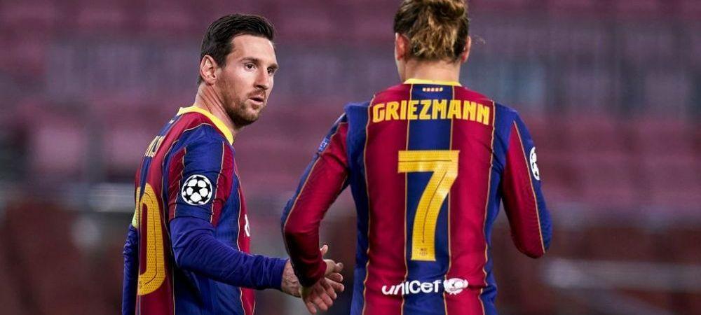 """""""M-am saturat!"""" Messi a EXPLODAT din nou dupa declaratiile facute de apropiatii lui Griezmann! Cum a raspuns acuzatiilor aduse"""