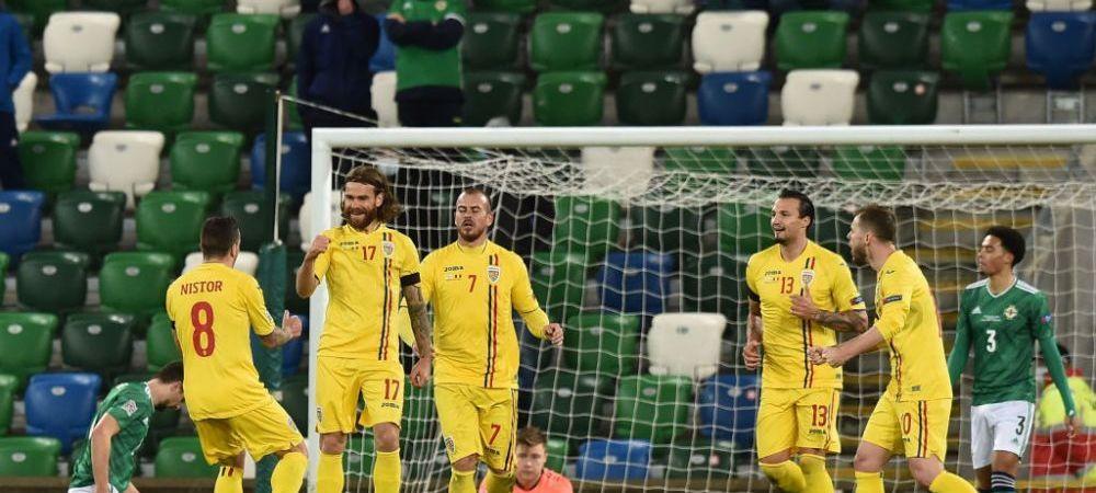 Romania e in urna a doua pentru calificarile la Mondialul din 2022 gratie egalului de la Belfast si victoriei Serbiei! Care ar fi cea mai accesibila grupa in care ar putea pica nationala