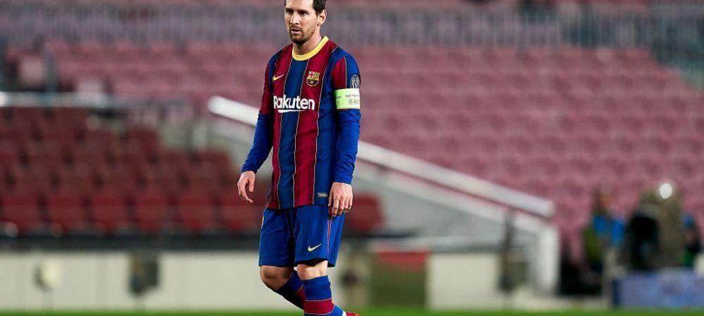 Manchester City il vrea pe Messi cu ORICE PRET din iarna! Cat ofera englezii pentru starul Barcelonei