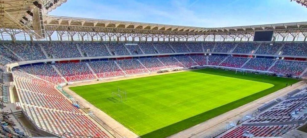 CSA Steaua isi va inaugura oficial noul stadion cu FCSB 2! Cand va fi gata transferul noii arene catre MApN