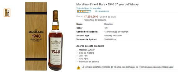Cel mai scump whisky din lume costa o AVERE. Bei o gura si intri in FALIMENT