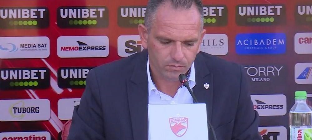 Dinamo este INGROPATA in datorii! Clubul din Stefan cel Mare trebuie sa plateasca zeci de mii de euro jucatorilor