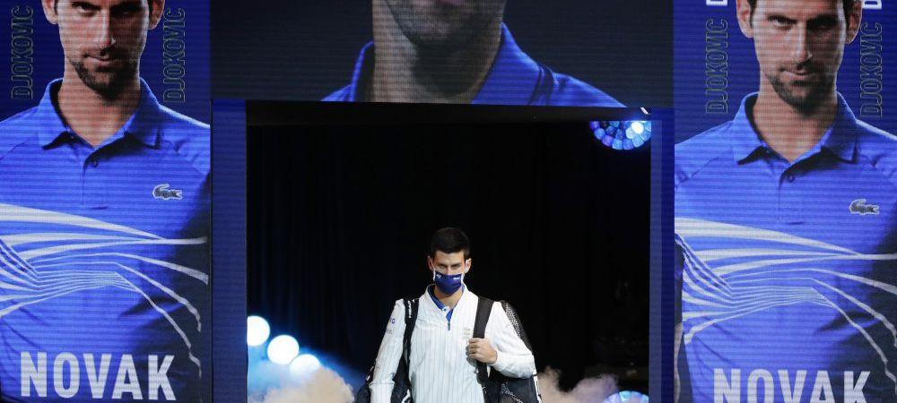 """A vrut Djokovic sa piarda meciul cu Medvedev pentru a-l evita pe Nadal in semifinale? """"Ca sa fiu sincer, am scazut nivelul jocului."""""""