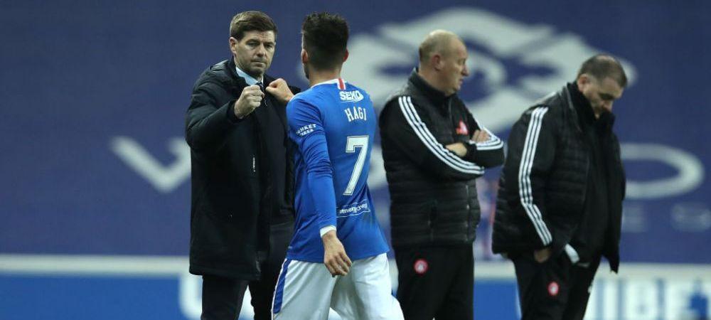 Ramane Ianis fara antrenor la Rangers? Steven Gerrard ar putea ajunge la un club din Premier League